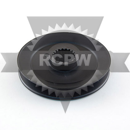Picture of PULLEY-V 5.07 OD