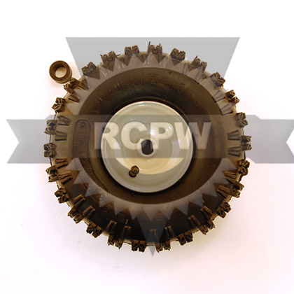 Picture of WHEEL ASM-10X4 STL