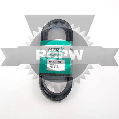 Picture of BELT-V- 1/2 A X 89