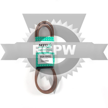 Picture of BELT-V TYPE 5L X
