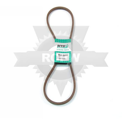 Picture of BELT-V TYPE 5L X5