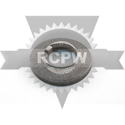 Picture of PULLEY HALF:1/4-V