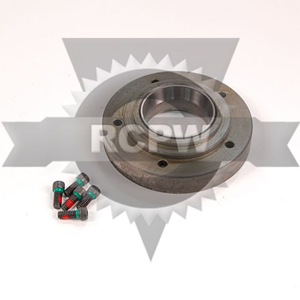 Picture of TILLER COV W/SCREW