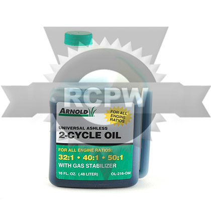Picture of 16-OZ 1 MIX 2CYC OIL