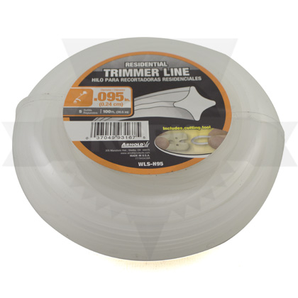 "Picture of 100 Foot Spool of .095"" String Trimmer Line"