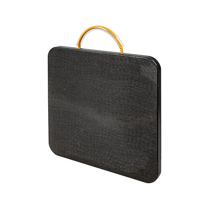 """Picture of HDPE Poly Outrigger Pad - 15"""" x 15"""" x 1"""""""