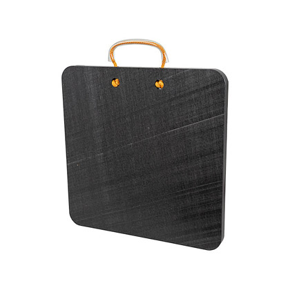 """Picture of UHMW Poly Outrigger Pad - 18"""" x 18"""" x 1"""""""