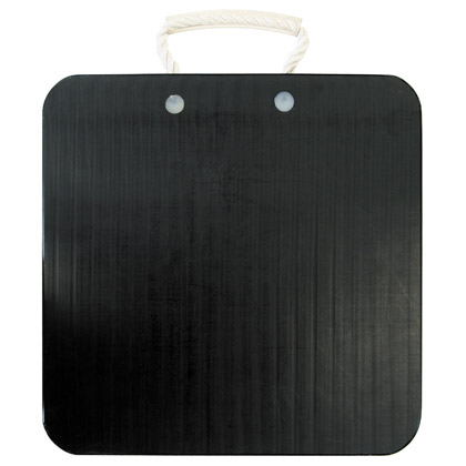 "Picture of Poly Outrigger Pad 18"" x 18"" x 1"" - PACK OF 2"