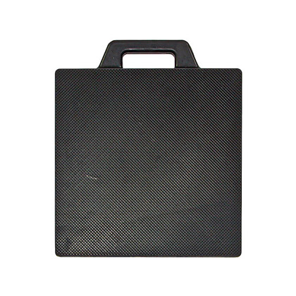 """Picture of Rubber Outrigger Pad - 24"""" x 24"""" x 2"""""""