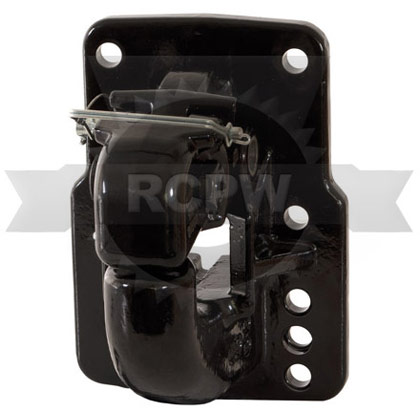 Picture of 50-Ton 10-Hole Pattern Air Compensated Pintle Hook