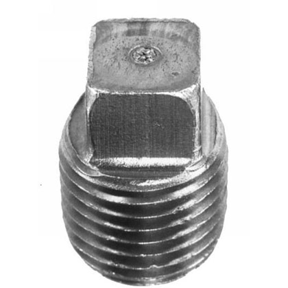 Buyers Ppv8 Vented Pipe Plug 1 2 Quot Pipe Thread 3 79