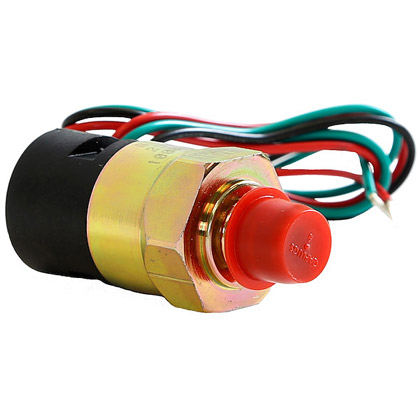 "Picture of Pressure Switch - 25 PSI - 1/8"" NPT"