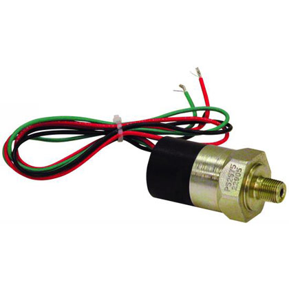 "Picture of Adjustable Pressure Switch - 25-75 PSI - 1/8"" NPT"