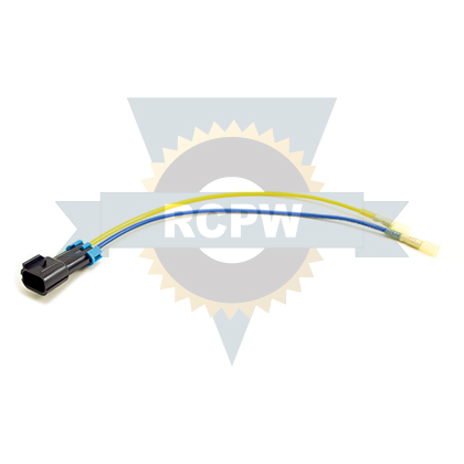 Picture of Buyers SaltDogg Spinner Repair Wire Harness, Female Terminal, 2-Pin Male Connector