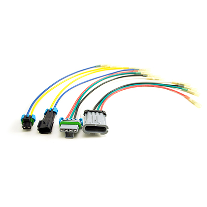Picture of Buyers SaltDogg Spinner (2-Pin) + Auger (4-Pin) Repair Wire Harness Emergency Repair Kit