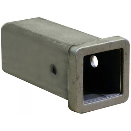"Picture of Plain 2-1/2"" Receiver Tube x 8"""