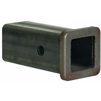 "Picture of Plain 2"" Receiver Tube x 6"""
