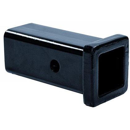 "Picture of Black 2"" Receiver Tube x 6"""
