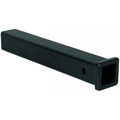"""Picture of Black 2"""" Receiver Tube x 36"""""""