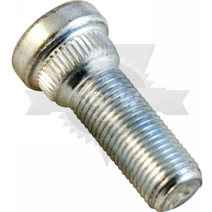 Picture of 1/2-20 SERRATED BOLT ZINC