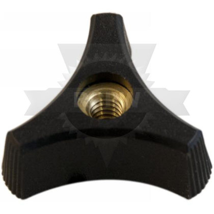 Picture of 1/4-20X3/4 PLASTIC WING NUT