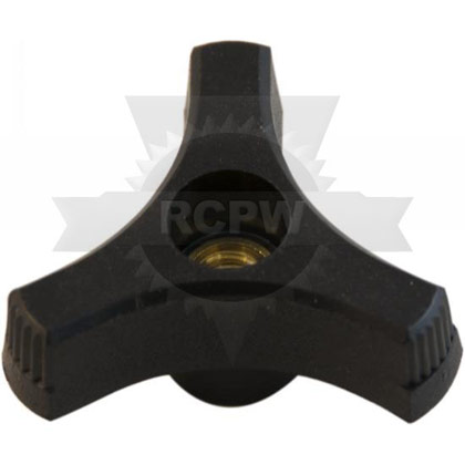 Picture of 3/8-16 x 7/8 Plastic Wingnut