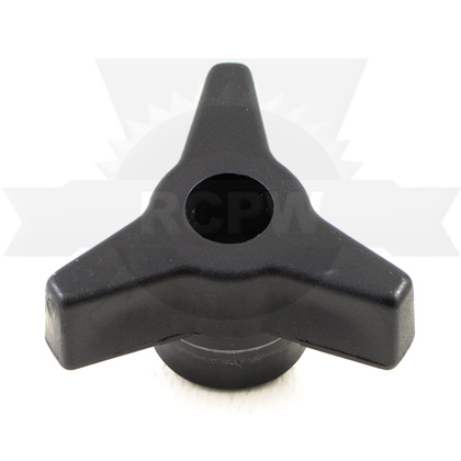 "Picture of WINGNUT, 3/8"" PLASTIC SMALL"