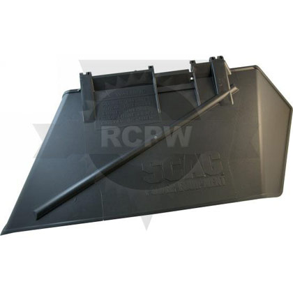 Picture of DISCH CHUTE W/TAG, ADV-LARGE