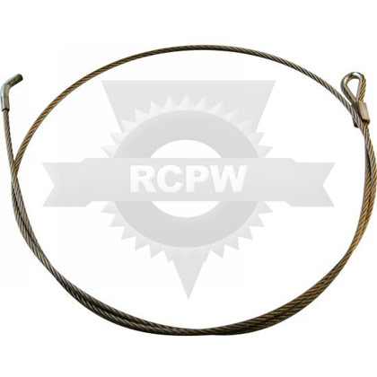 Picture of WINCH CABLE ASSY