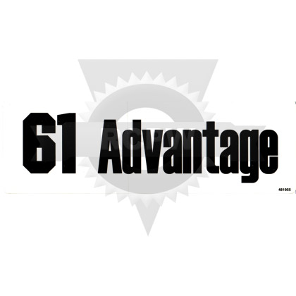 Picture of DECAL, ADVANTAGE - 61