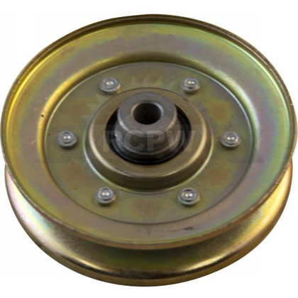 Picture of PULLEY, 4.00 DIA V-IDLER