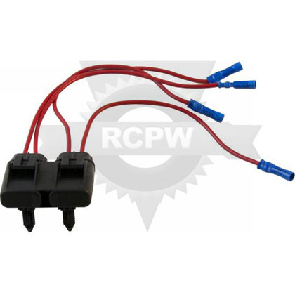 Picture of DOUBLE WIRE ASSY, FUSE CONVERS