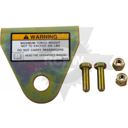 Picture of Trailer Hitch for SZL, SFZ, SPZ and STT