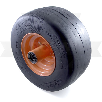 Picture of Flat Free Front Caster Tire, 13 x 6.5 (