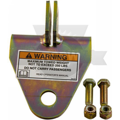 """Picture of TRAILER HITCH FOR 48"""", 52"""" OR 61"""" FREED"""