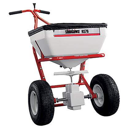 Picture of 1.3 Cubic Foot Stainless Steel Broadcast Spreader