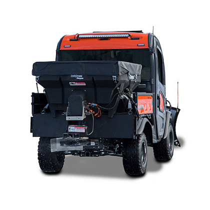 Picture of Buyers SaltDogg 0.75 Cubic Yard Electric Poly Salt Spreader for Small Pickups & Utility Vehicles