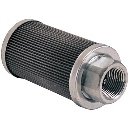 "Picture of Single Element Internal Sump Strainer - 1"" NPTF"