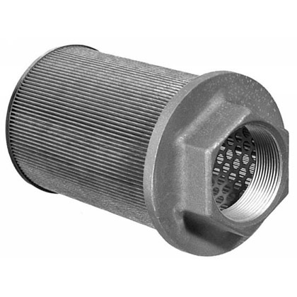 "Picture of Single Element Internal Sump Strainer - 1-1/4"" NPT"