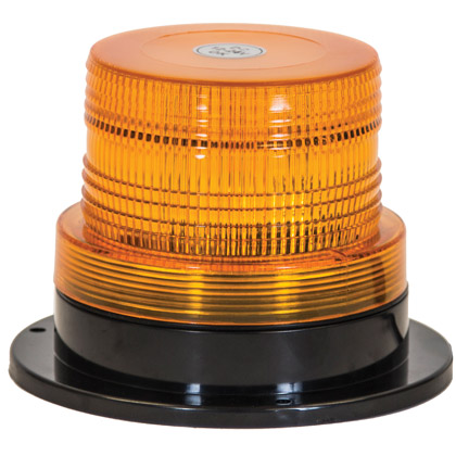 Picture of Amber Magnetic Mount Snow Plow Ministrobe Light