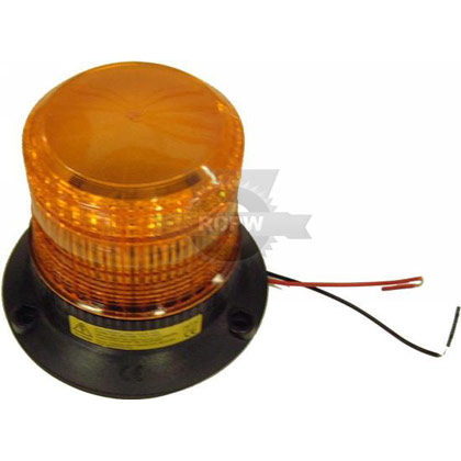 Picture of Permanent Mount High-Visibility Snow Plow Strobe Light (ONE LEFT IN STOCK)