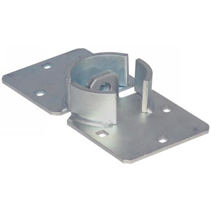 Picture of Zinc Plated Hasp for Security Lock