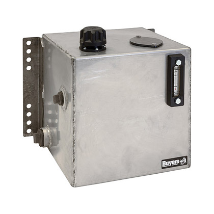 Picture of 15 Gallon Stainless Steel Reservoir