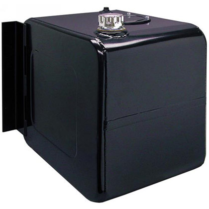 Picture of 37-Gallon Steel Reservoir with Integral Brackets & Sight Gauge