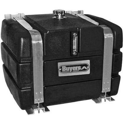Picture of 50-Gallon Side Mount Polymer Reservoir with Sight Gauge