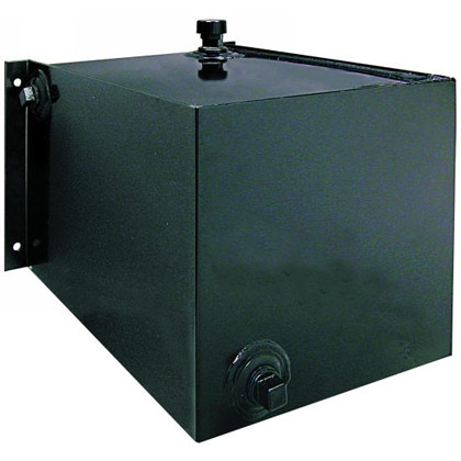 Picture of 7-Gallon Steel Reservoir with Integral Brackets