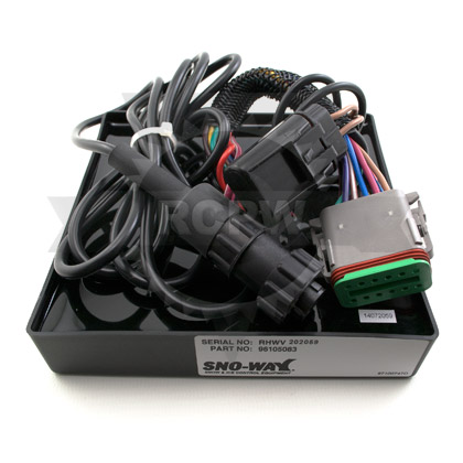 Picture of V Wired Receiver Module