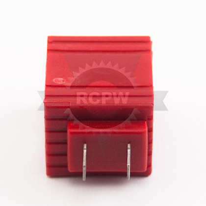 Picture of Red Parker Coil *ONLY 3 AVAILABLE *