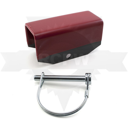 "Picture of 1.5"" Cylinder Lock Clamp Assembly"