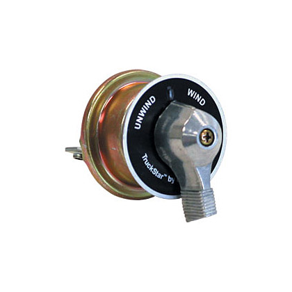 Picture of 50 Amp Rotarary Switch with Faceplate